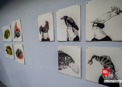 Fyns Grafiske Værksted, værker af Line Eskestad