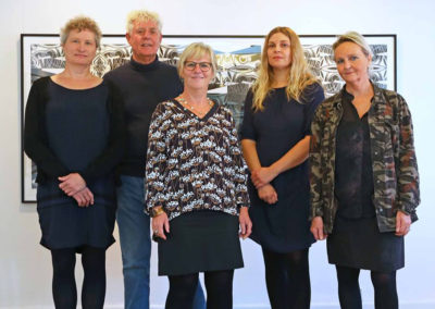 kunstnerne - udstilling Tolboden